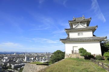 丸亀城 天守 (香川)