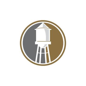 Water Tower Logo