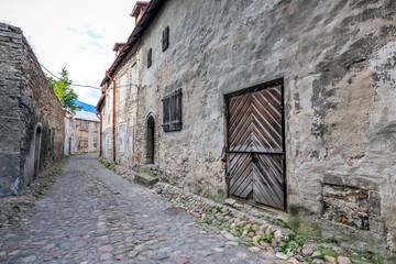 Tallinn decorated doors