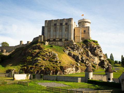 Château de Falaise, birthplace of William the Conqueror