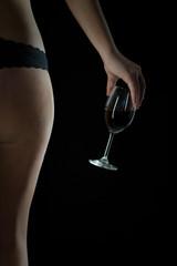 Rotwein ist immer mit dabei