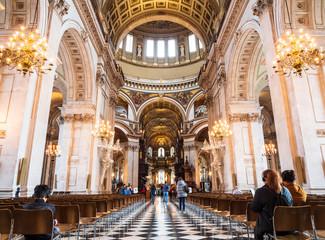 ロンドン セント・ポール大聖堂