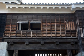 Medieval castle, Matsuyama, Japan