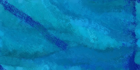 abstract seamless pattern brush painted design with strong blue, midnight blue and dodger blue color. can be used as wallpaper, texture or fabric fashion printing