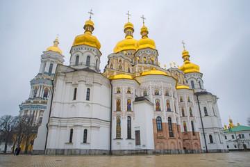 Foto op Aluminium Kiev Orthodox church and tower bell