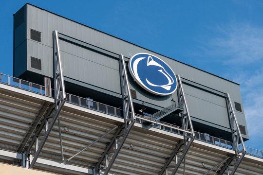 Beaver Stadium on the Campus of Penn State University