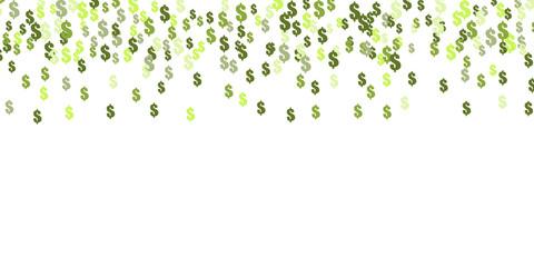 Dollar money currency symbol background