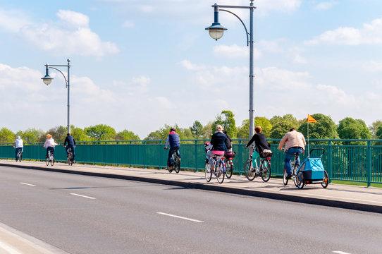 Fahrrad, Rad, Verkehr, Transport, Umwelt, Klima, Gesundheit