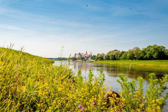Stadt Torgau, Schloss Hartenfels,  Elbe - Sachsen, Nordsachsen