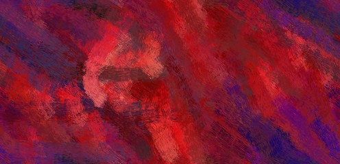 abstract seamless pattern brush painted design with copy space for your text and dark pink, crimson and very dark violet color. can be used as wallpaper, texture or fabric fashion printing