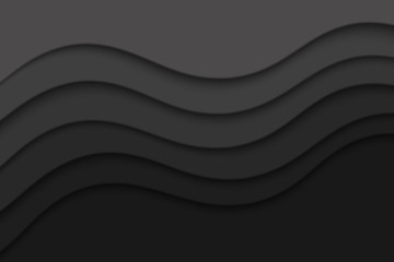 Abstract blur background with curved lines. Pattern backdrop for landing pages with blur effect.
