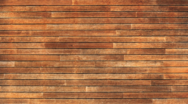 Full frame background of old milled weathered brown boards