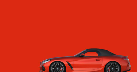 BMW Z4 First Edition background