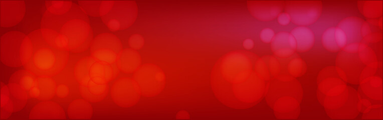 冬の幻想的な背景素材 モバイルビッグナバー