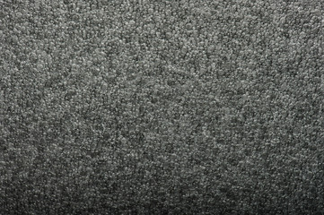 Gray foam material surface