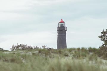 Leuchtturm auf der Nordseeinsel Borkum