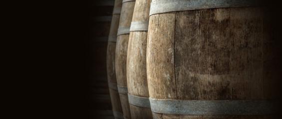 wine barrel texture Fototapete
