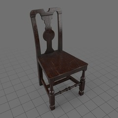 Traditional dining chair 2