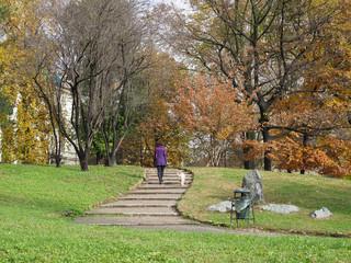 Giardini Cavour in Turin