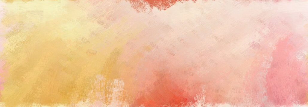 abstract painted seamless background pattern