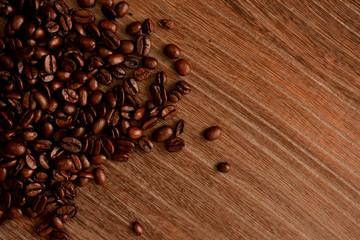 コーヒー豆 背景素材