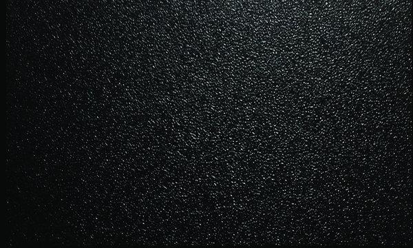 Fond noir texture goudron brillant