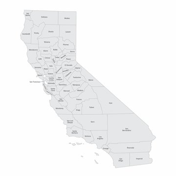 California and its counties