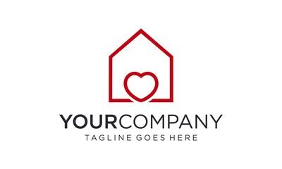 Home care logo designs concept