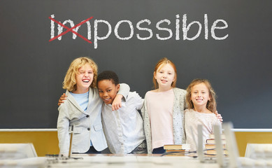From impossible to possible as a success concept