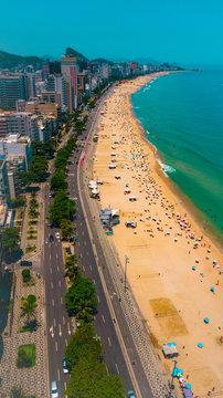 Rio de Janeiro Brazil Brasil Beach Praia Ipanema Leblon Vidigal