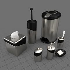 Modern bathroom accessories 2