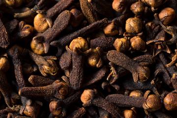 Dry Organic Clove Spice