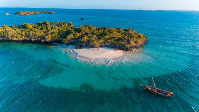 fumba island, zanzibar