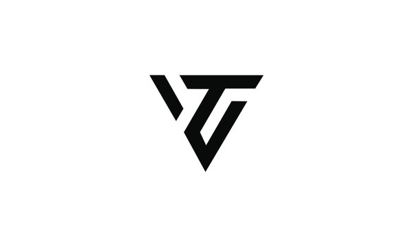 VT abstract logo