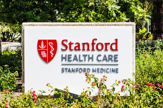 Nov 2, 2019 Redwood City / CA / USA - Stanford Health Care facility; Stanford Health Care comprises a network of medical facilities and doctors located around the San Francisco Bay area