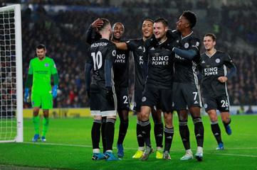 Premier League - Brighton & Hove Albion v Leicester City