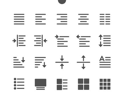 Edit text v1 UI Pixel Perfect Well-crafted Vector Solid Icons 48x48 Ready for 24x24 Grid for Web Graphics and Apps. Simple Minimal Pictogram