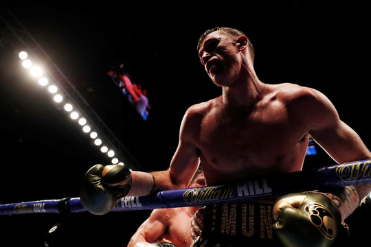 Callum Smith v John Ryder - WBA World, WBC Diamond & Ring Magazine Super-Middleweight Titles