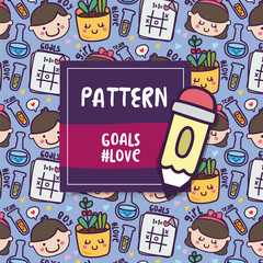 pattern_school_goals_#love