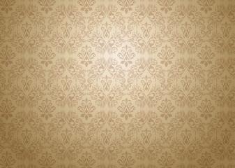 シームレスビンテージ壁紙
