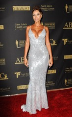 Nicole Murphy at arrivals for 30th Anniversary Associates for Breast and Prostate Cancer Studies (ABCs) Talk of the Town Gala
