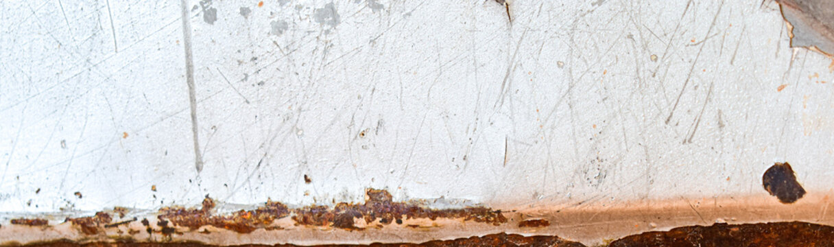 Old wall texture and cracks with rust, Abstract pattern background