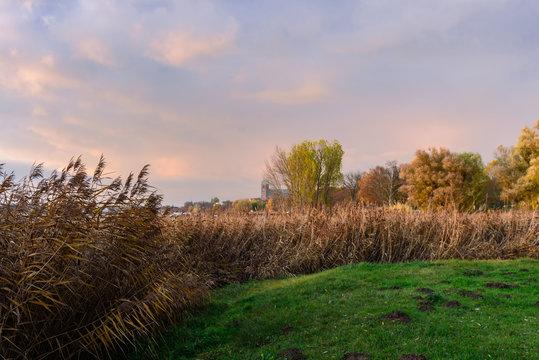 Herbst am Unteruckersee
