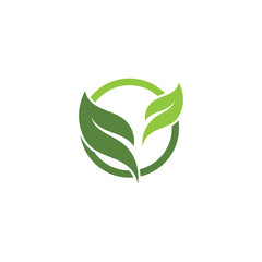 ecology nature element vector icons