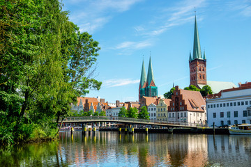 Old town of Lubeck