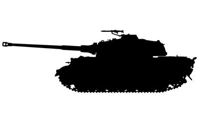 WW II German tank TigerII Tiger2 Panzerkampfwagen VI Ausführung B Sd.Kfz.182 Königstiger