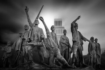 Weimar Buchenwald Denkmal