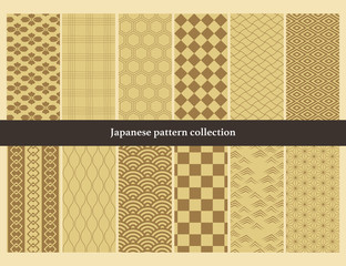 和柄 パターン集2