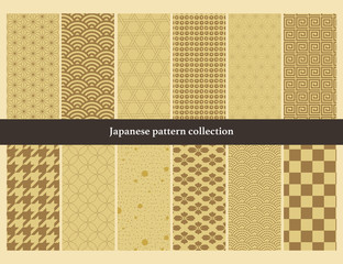和柄 パターン集4