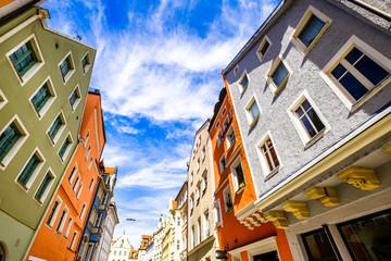 old town regensburg - bavaria